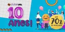 Clube UOL 10 anos