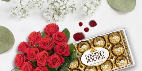 <p>20% OFF na seleção com Ferrero Rocher + Frete Grátis</p>