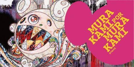 <p>1 par de ingressos para exposiçãoMurakami por Murakami</p>