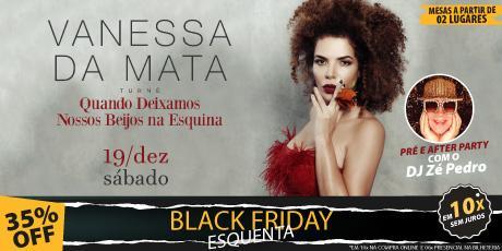 <p><strong>BLACK NOVEMBER: </strong>35% de desconto na compra do ingresso</p>