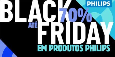 <p><strong>BLACK FRIDAY</strong>: Até 70% de desconto nos produtos Philips</p>