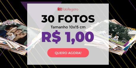 <p>Revelação de<strong> 30 fotos por R$1</strong></p>