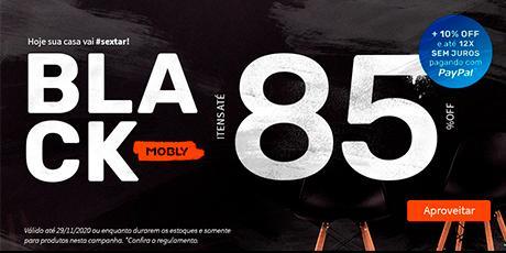 <p><strong>BLACK FRIDAY: </strong>Até 85% de desconto + 7% extra</p>