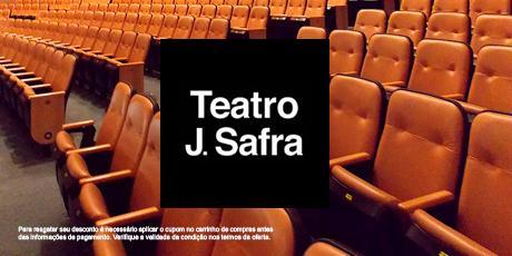 <p><strong>Cupom de 50% OFF</strong> no ingresso de teatro</p>