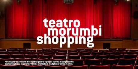 <p><strong>Cupom de 50% OFF</strong>no ingresso do teatro + acompanhante</p>