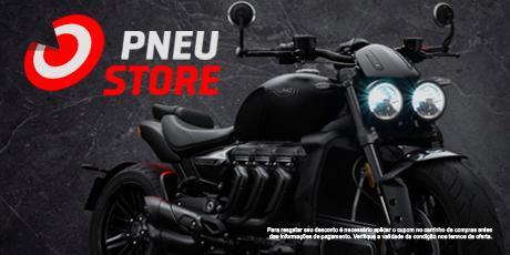 <p><strong>Cupom de 10% OFF </strong>para pneus de motos</p>