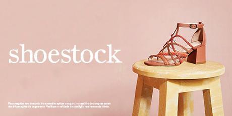 <p><strong>Cupom de 20% OFF </strong>em seleção de calçados</p>