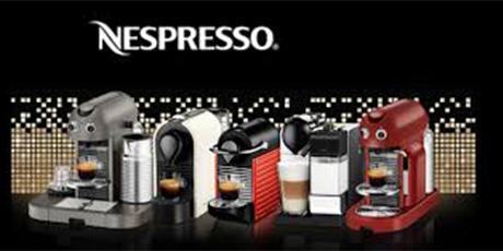 <p>20% de desconto nas m&aacute;quinas Nespresso</p>