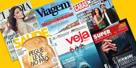<p>Assine as melhores revistas do pa&iacute;s com at&eacute; 70% de desconto</p>