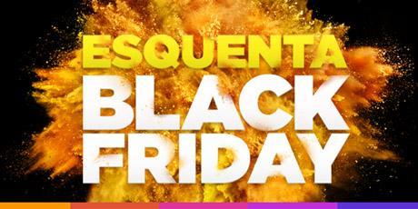 <p>Descontos especiais de Black Friday</p>