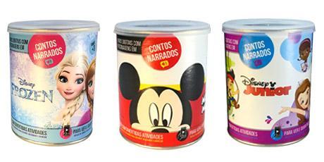 <p>25% OFF nos Contos Narrados Disney</p>