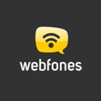 Logotipo Webfones