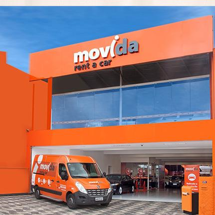 Imagem Movida Rent a Car