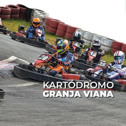 Imagem Kartódromo Granja Viana - Cupom de desconto