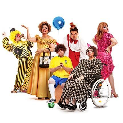 Imagem Festa, a Comédia – Teatro dos 4 – RJ
