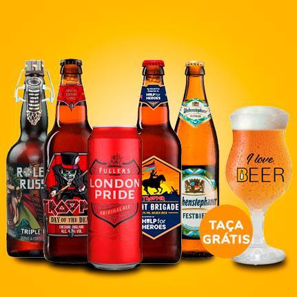 Imagem Cerveja Box - Cupom de desconto