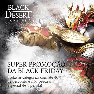 Promoção da Black Friday 2017