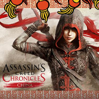 Ano Novo Chines Assassins Creed Chronicles China