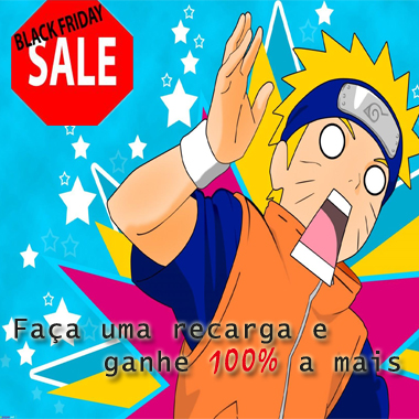 Black Friday no Shippuden Ninja