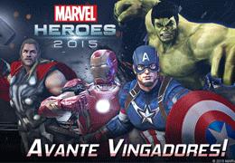 Junte-se aos Vingadores