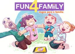 Dia das Crianças com toda a família