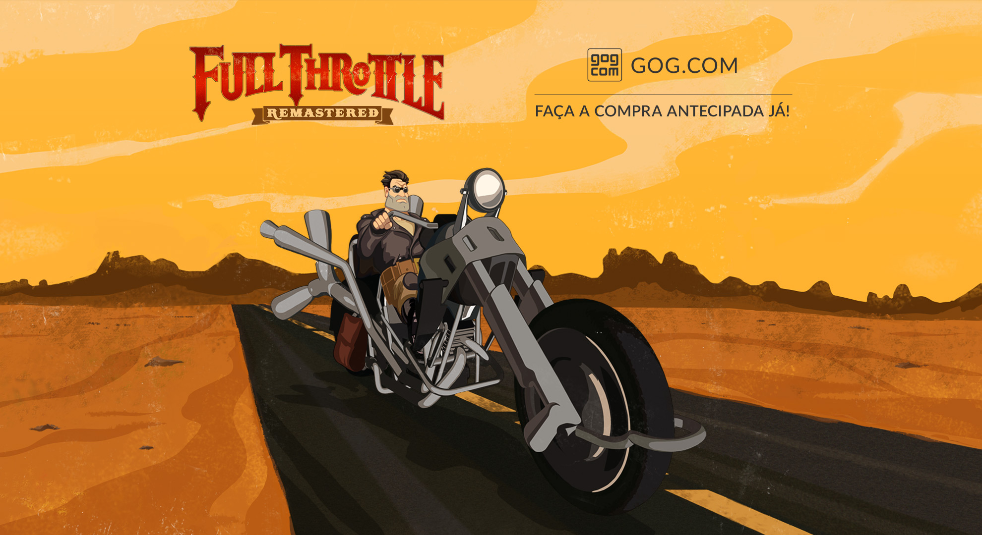 Full Throttle Remastered em oferta