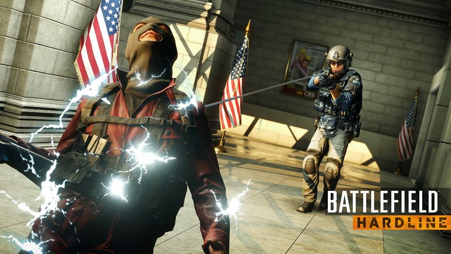 Battlefield Hardline por um preco arrebatador