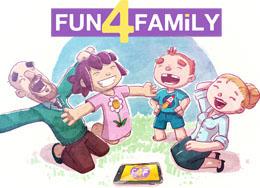 Ganhe com o Fun4Family