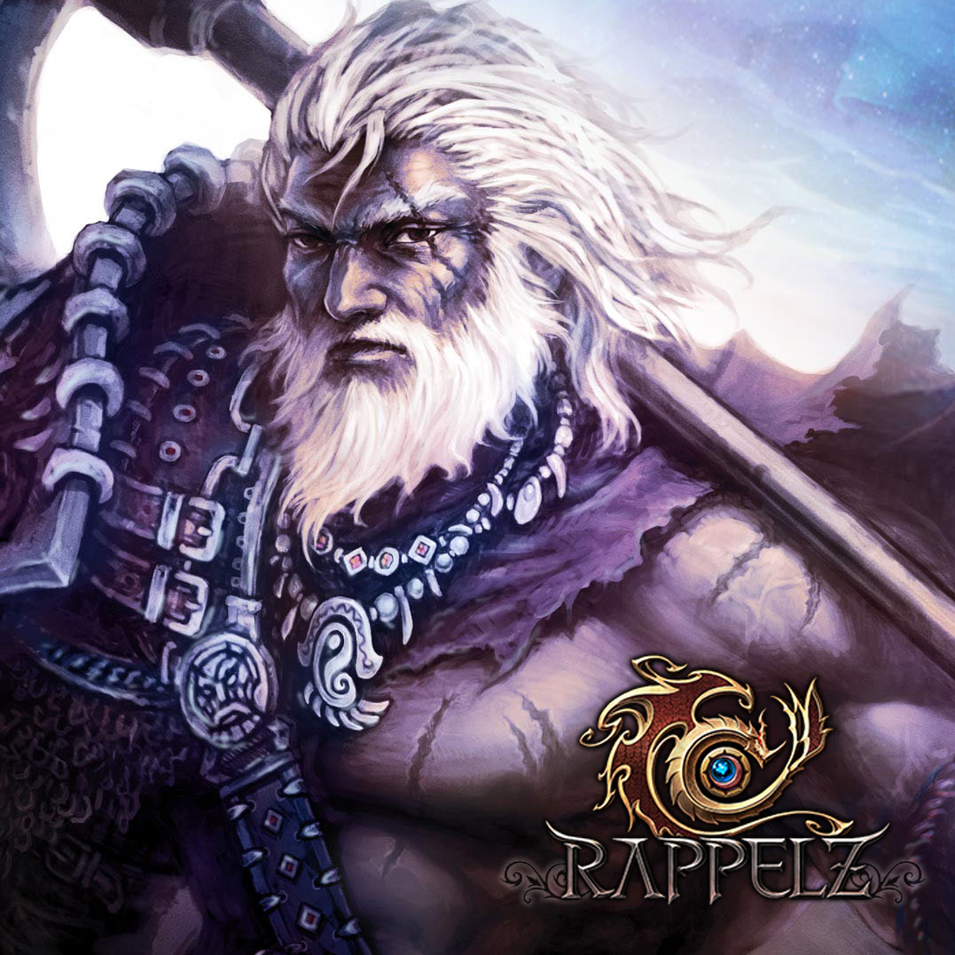 Nova Expansão de Rappelz Epic IX Part 3